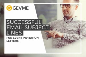 GEVME how to write a successful email subject
