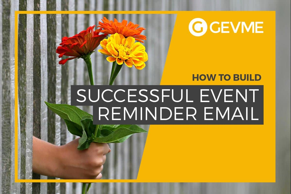 How to creae a great subject line for your event reminder email