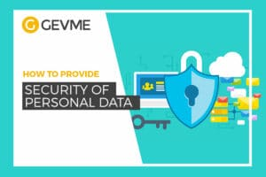 How To Provide Security Personal Data