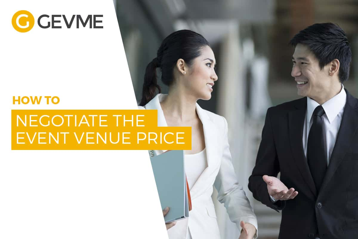 How to Negotiate the Event Venue Price