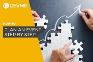 How to Plan an Event Step by Step