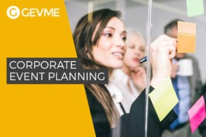 Corporate Event Planning: How to Solidify Employees' Aspirations with One Event