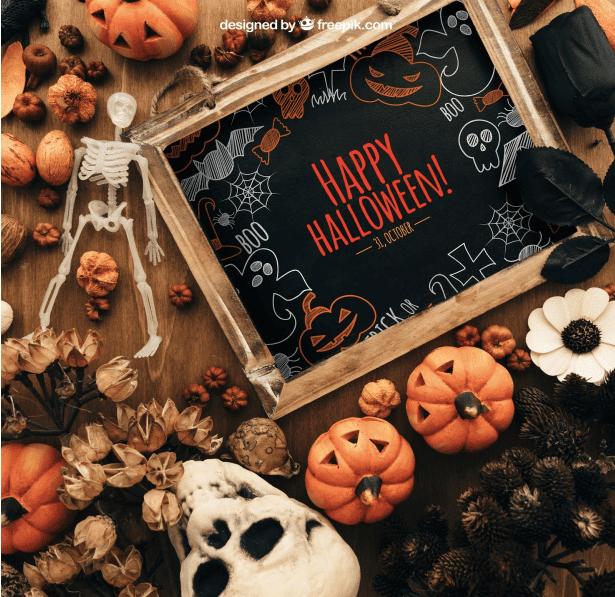 5 rules of Halloween activities success