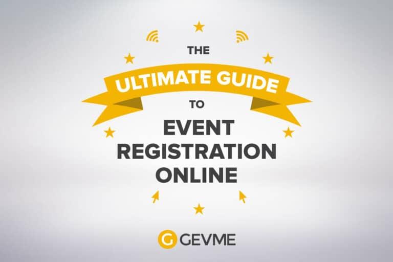 Event Registration Online