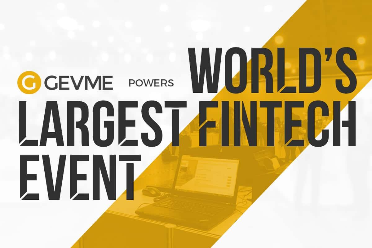 GEVME Powers Singapore's Fintech Festival 2017