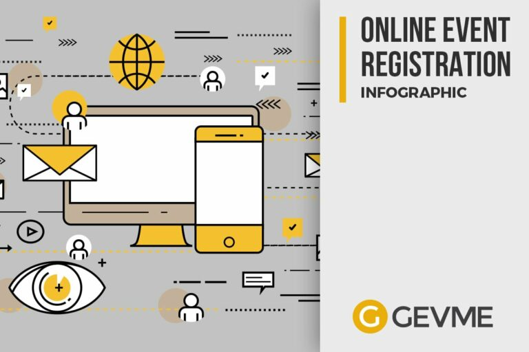 How to Create a Powerful Event Registration with GEVME [Infographic]