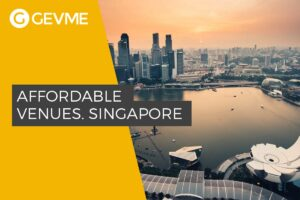 The list of affordable venues for events in singapore