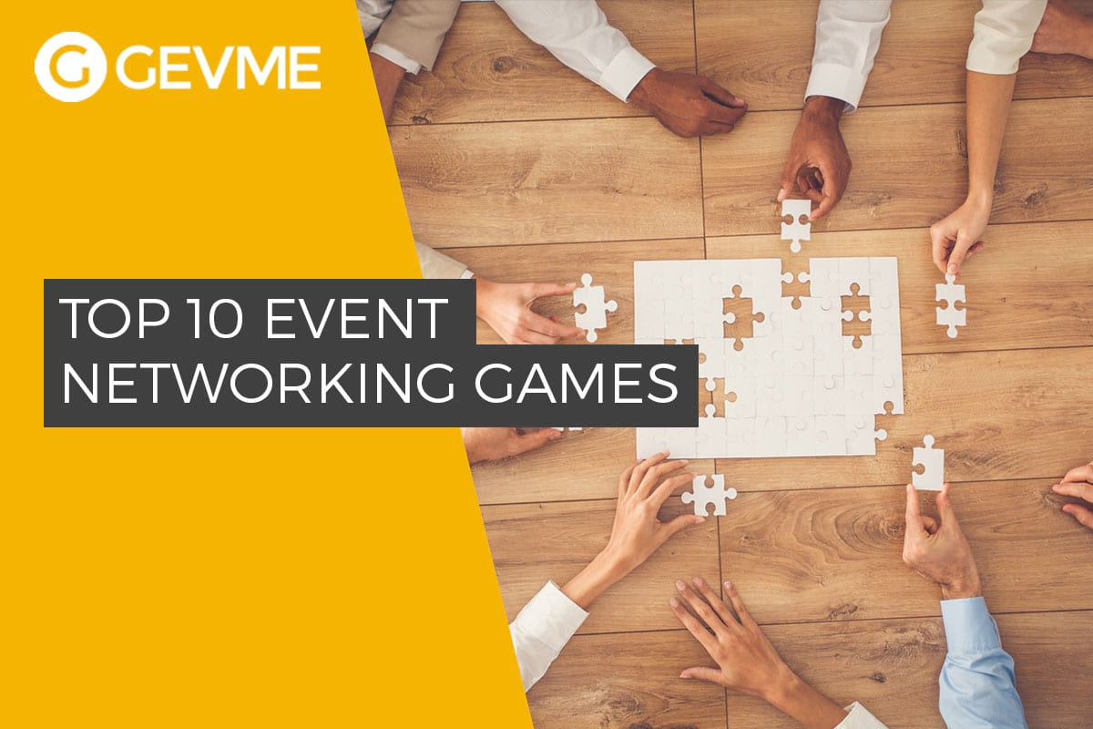 The Top 10 Event Networking Games