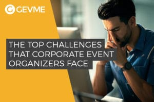 Corporate Event Managers Face
