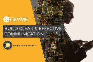 Build Clear & Effective Communication