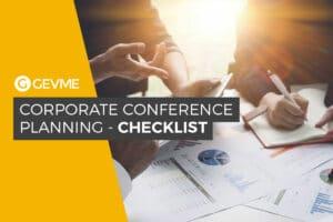 Corporate Planning Checklist