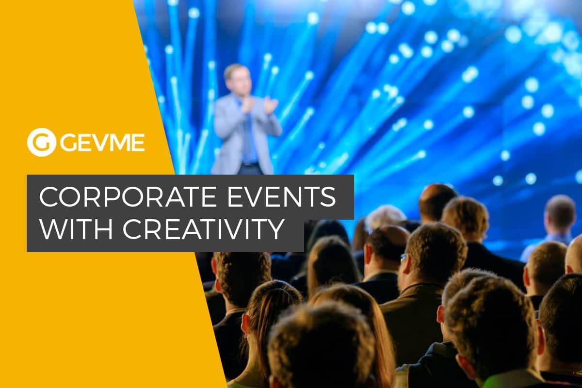 Creative Corporate Event Ideas
