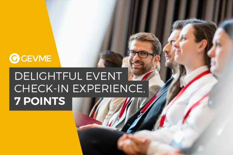7 Ways to Make Event Check-in Stress-Free for Attendees