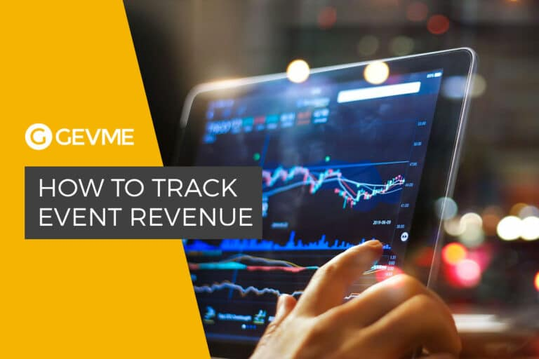 GEVME event management software help you to track event venue