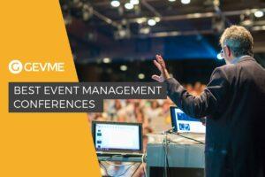Best Event Management Conferences 2019