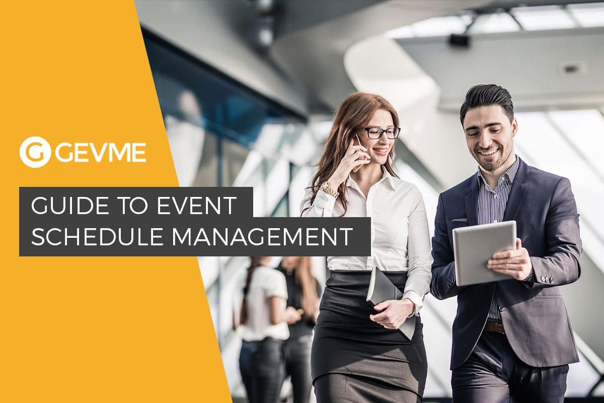guide to event schedule management