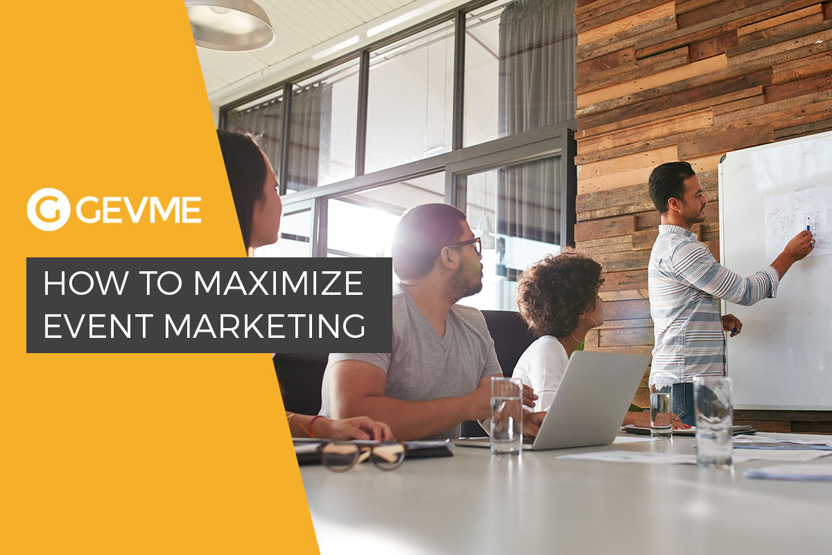 How to Maximise Event Marketing