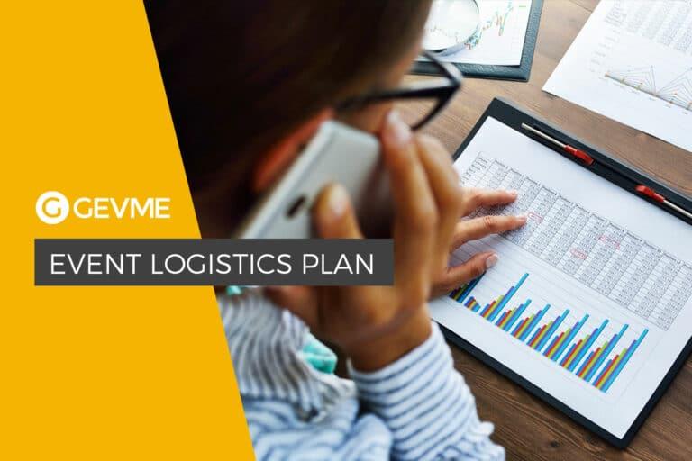 event logistics plan