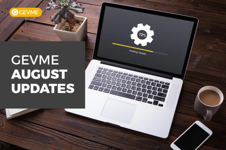 GEVME Product Updates