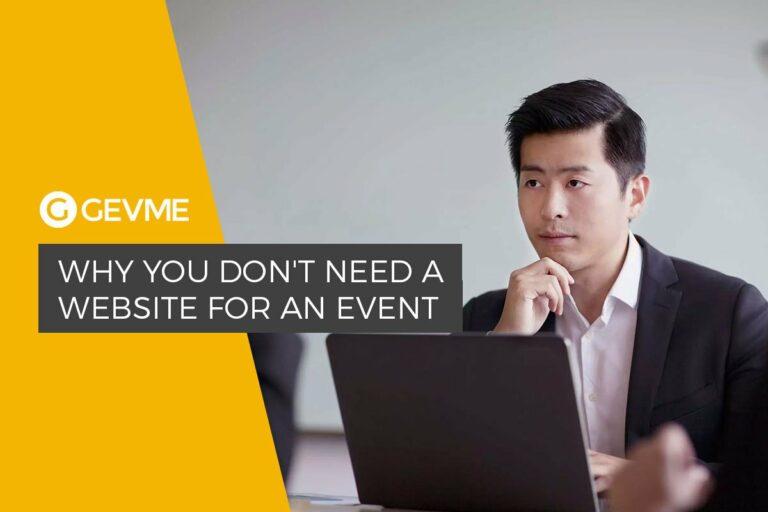 best event website