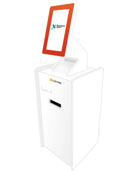 Eco-friendly smart kiosks
