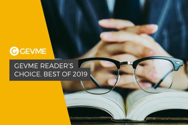 TOP 10 blog posts in 2019