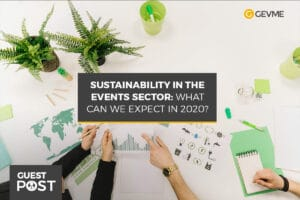Sustainable events in 2020
