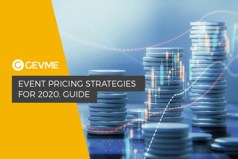 Guide on How to Price Your Event in 2020