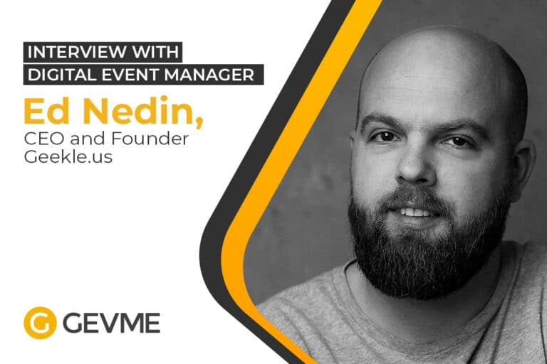 Interview with Ed Nedin oh how to organise a virtual summit