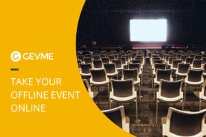 How to convert your event into a virtual event