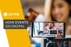 TOP platforms for streaming your virtual events | GEVME Live