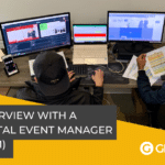 Interview with a digital event manager