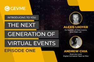 Takeaways from Next Generation of Virtual Events- Episode One | GEVME