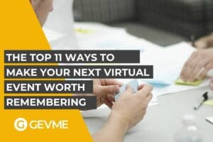 How To Organise A Virtual Event - Virtual Event Ideas And Best Practices