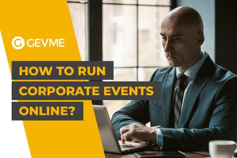 Virtual Corporate Events