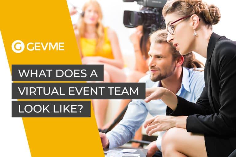Virtual events teams
