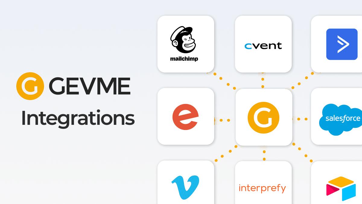GEVME Integrations
